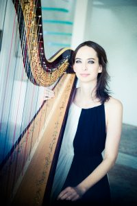 Harp Teacher Gwyneth Wentink